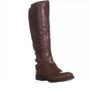 Style & Co. Womens Madixe Boots WIDE CALF